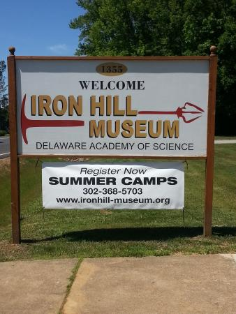 Iron Hill Museum