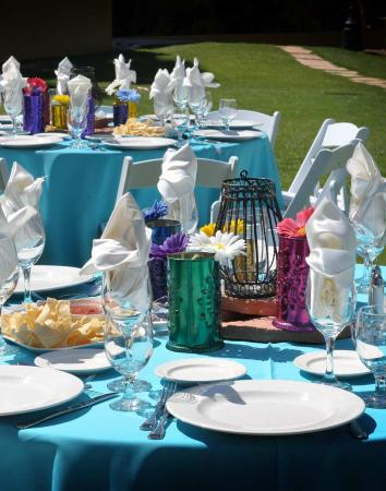 Doubletree by Hilton Tucson - Reid Park: Outdoor Dining
