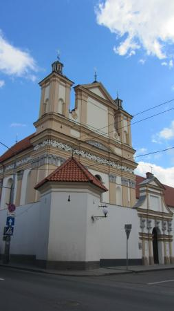 St. Brigitte Church
