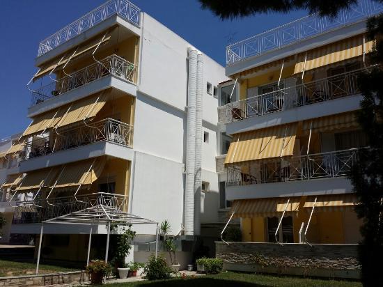 Kalloni Hotel 3☆