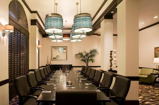 Doubletree by Hilton Atlanta Roswell: Boardroom