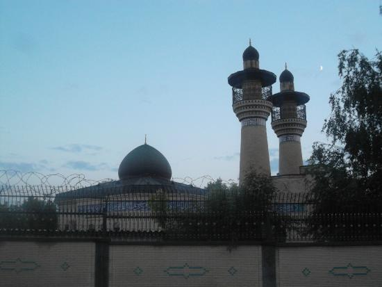 Mosque of the Embassy of the Islamic Republic of Iran