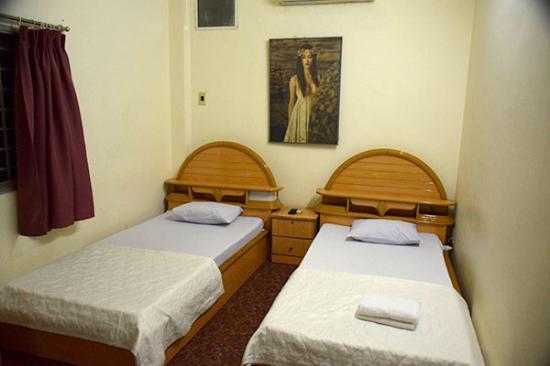 Hoang Linh Hotel: ベッド