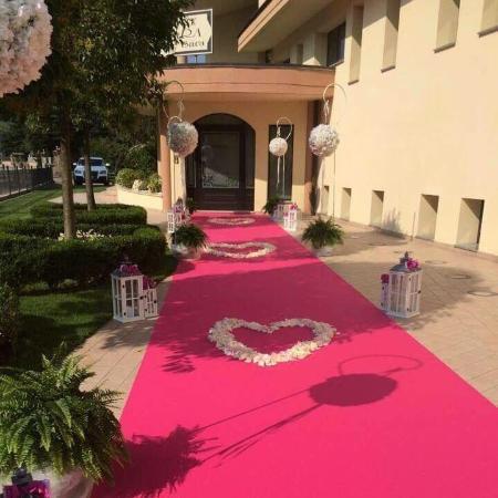 Sayonara Ristorante: Matrimonio
