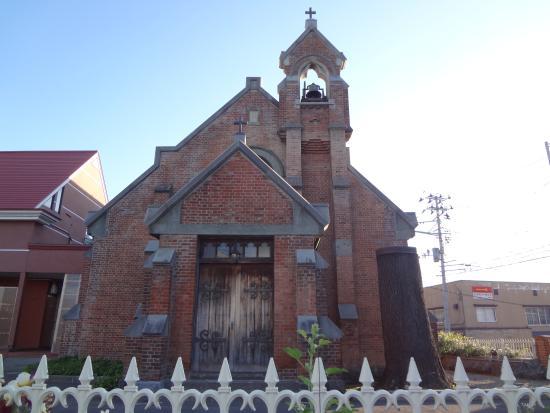 Hirosaki Shoten Church : 外観
