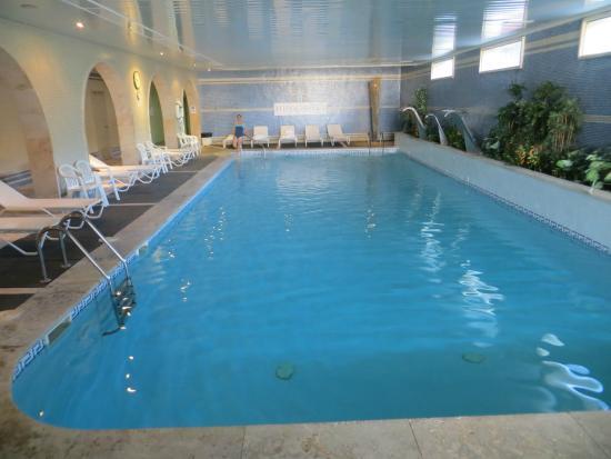 Hipocrates Curhotel: piscine