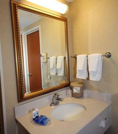 Spring Valley, estado de Nueva York: Guest Bathroom Vanity