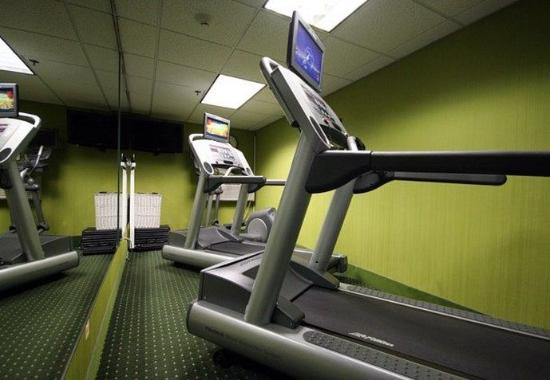 Spring Valley, NY: Fitness Center