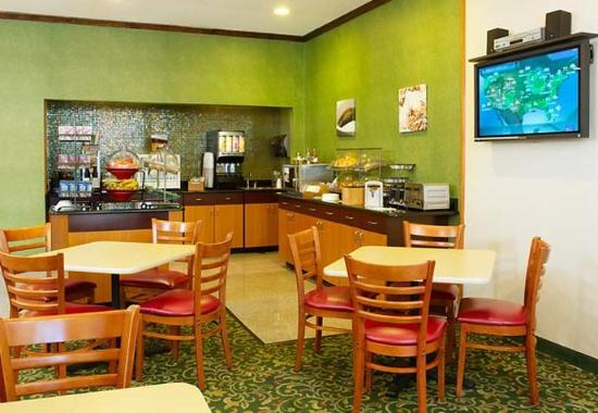 Fairfield Inn Philadelphia Exton: Breakfast Area