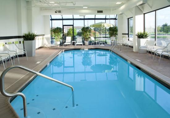 Fairfield Inn Philadelphia Exton: Indoor Pool