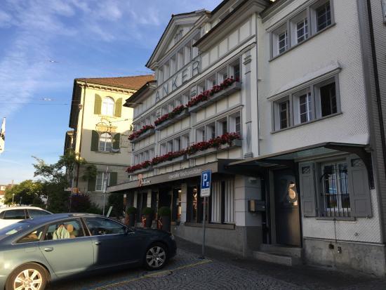 Anker Hotel: Aussenansicht