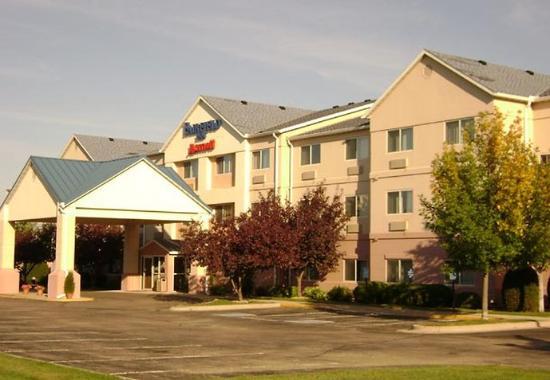 Fairfield Inn Mankato: Exterior