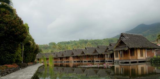 Banyu Alam Resort: View pagi hari