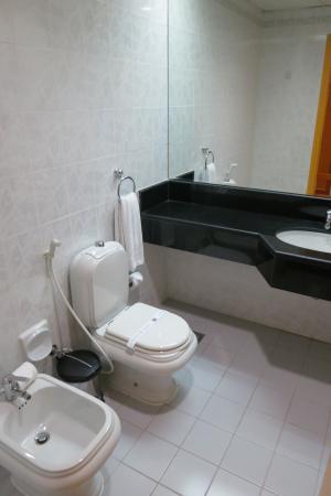 Comfort Inn Hotel: Bath room