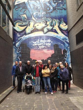 Visitas Guiadas Melbourne