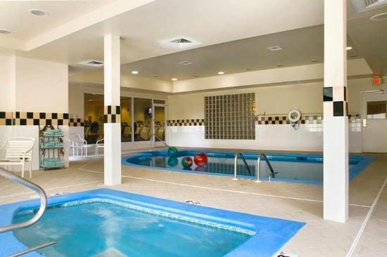 Hilton Garden Inn St. Charles: Recreational Facilities