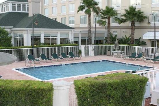 Hilton Garden Inn Daytona Beach Airport: Tranquility and Peace