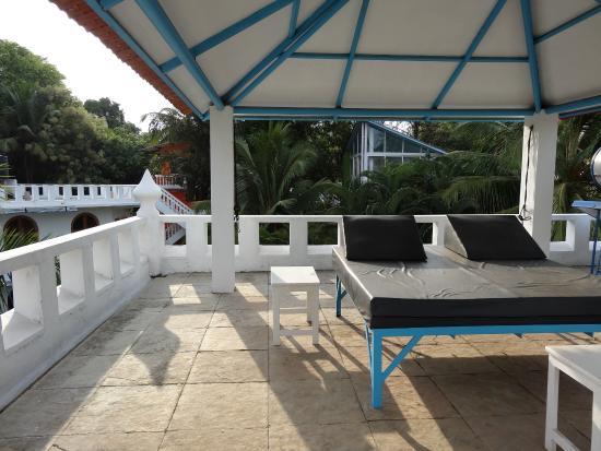 Casa Da Praia: Yoga Sit Out