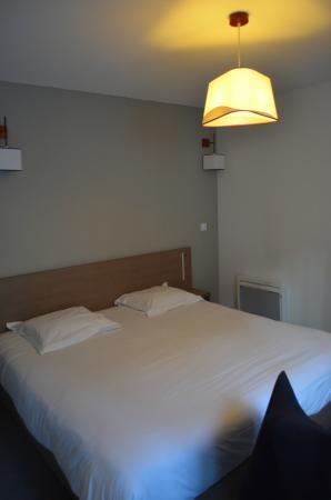 Appart'Hotel Quimper: il letto