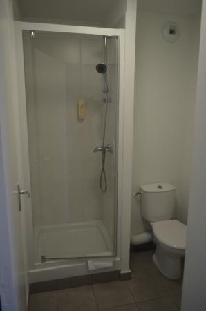 Appart'Hotel Quimper : il bagno