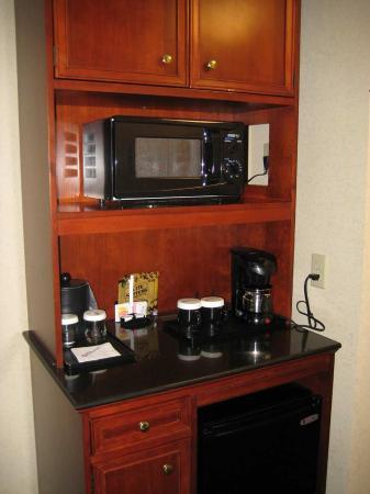 Hilton Garden Inn Florence: Hospitality Center