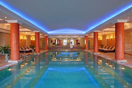 Elysium Hotel: Indoor Pool