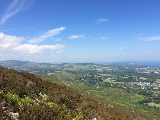 Sugarloaf Mountain: View from the top