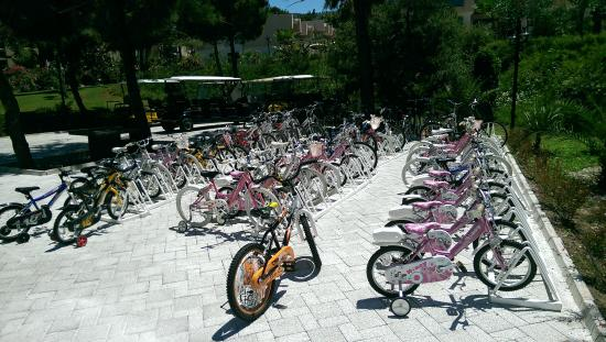 Vogue Bodrum: bicycle