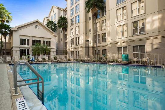 Homewood Suites Orlando/International Drive/Convention Center: Poolside