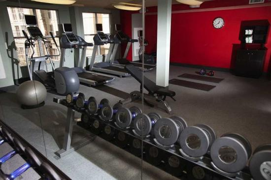 Homewood Suites Orlando/International Drive/Convention Center: Fitness Center