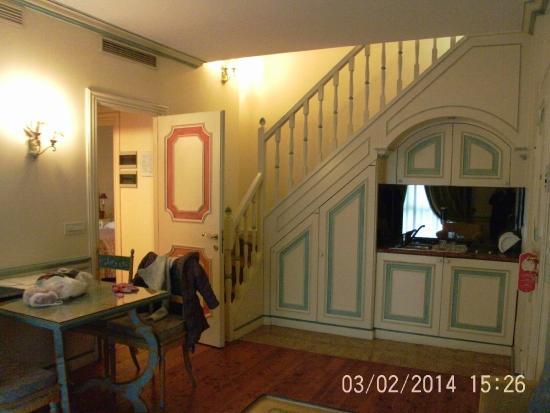 Le Ville del Lido Suite Residence: hotel Ville del Lido