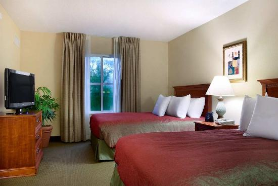Homewood Suites Tallahassee: Suite with Two Double Beds
