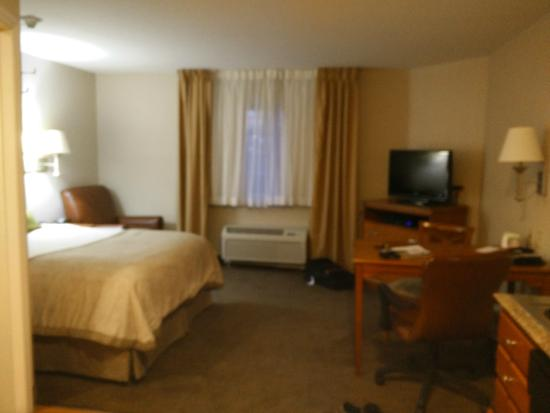 Candlewood Suites Secaucus: Room view