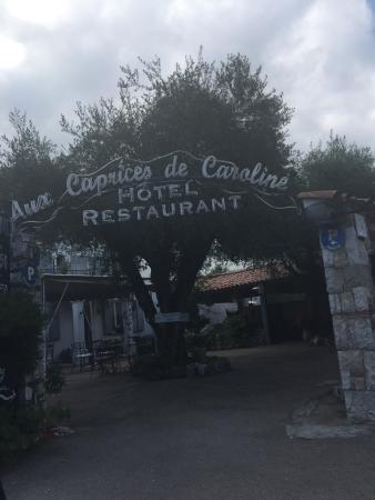 Restaurant Aux Caprices de Caroline : Lovely
