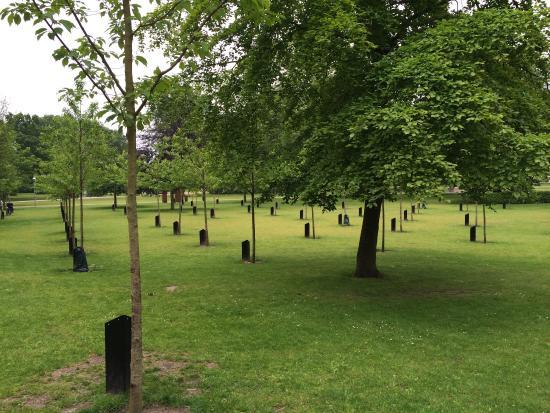 De Syngende Træer
