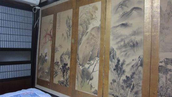 Kanazawaya Ryokan: 純和風です