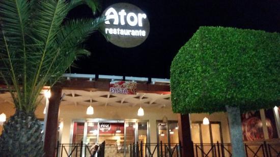 Restaurante Ator