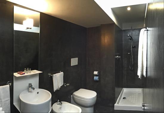 Hotel Clarici: bagno