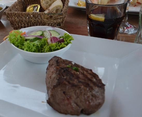 Boelekewis: mon steak en plein desert