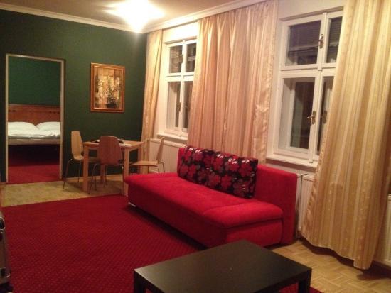 Hostel Miles: Room