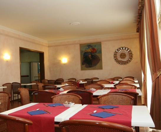 Hotel La Palma: Sala colazioni