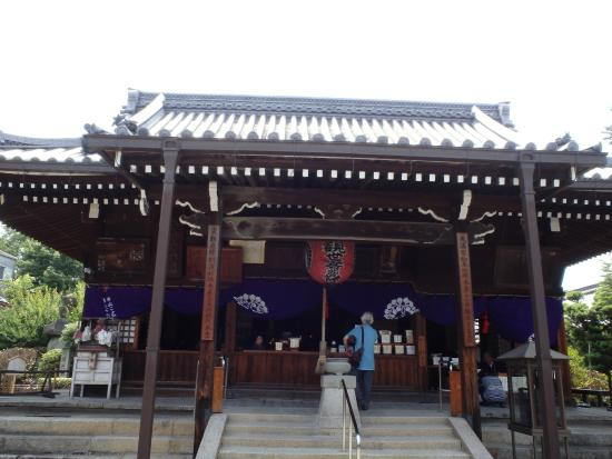 Higashimukai Kannonji Temple