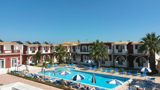 Hotel Yakinthos: Yakinthos Apartments