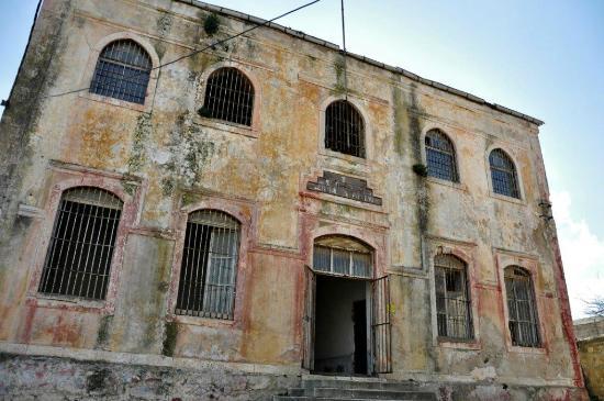 juvenile prison - Picture of Sinop Cezaevi, Sinop ...