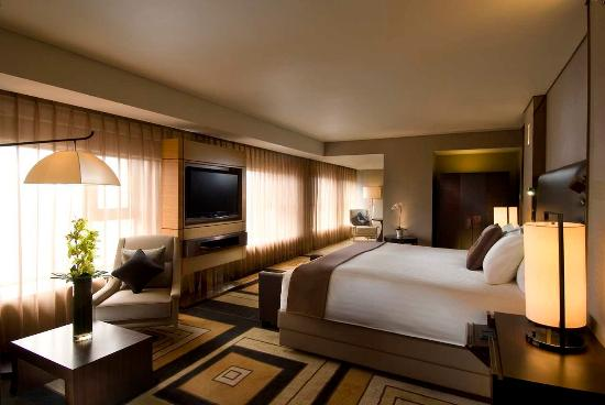 โรงแรมฮิลตัน ปักกิ่ง แวงฟูจิง: Executive Lifestyle Suite