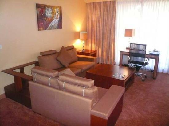 Hilton Alger: Suite