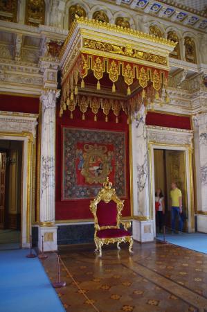 Interior Oppulence Picture Of Schwerin Castle
