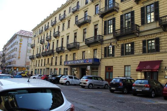 Hotel Concord Torino Italy