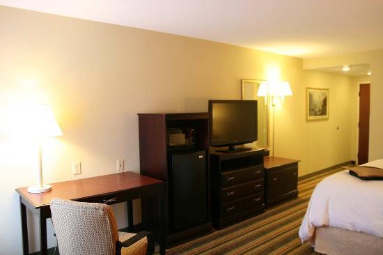 Hampton Inn Richmond-Midlothian Turnpike: Room Amenities