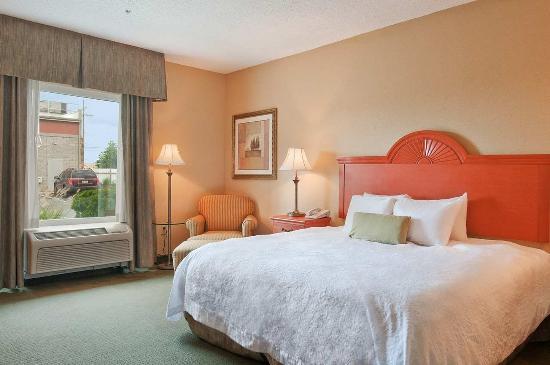 Hampton Inn Heath-Newark: Accessible King Room